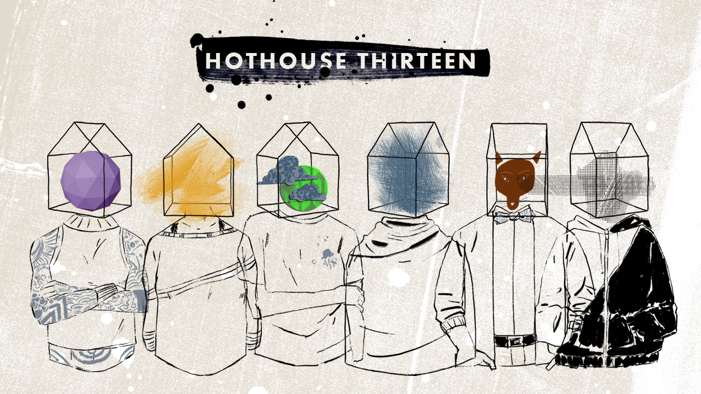 Hothouse 13 banner